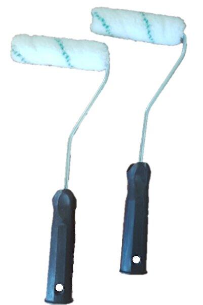 FırsatYapıMarket Epoksi Rulo 10 Cm Takım 2 Adet (ısonem Ms 82 Ve Thermal Painte Uygun)