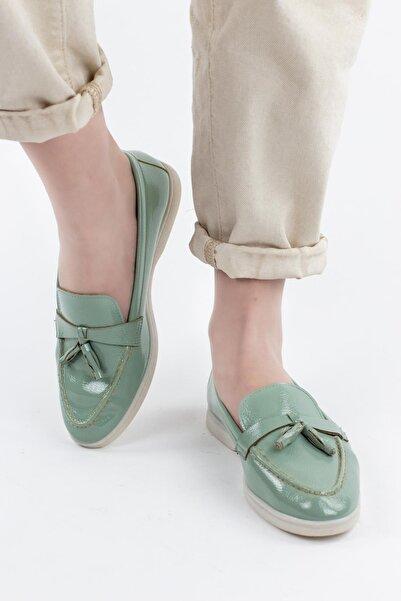 TRENDYOL SHOES Honey Kadın Günlük Loafer Ayakkabı