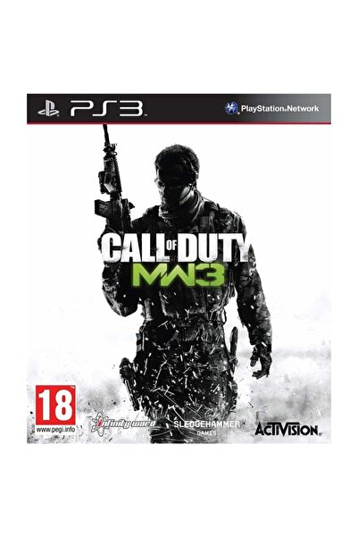 ACTIVISION Call Of Duty Modern Warfare 3 PS3 Oyun