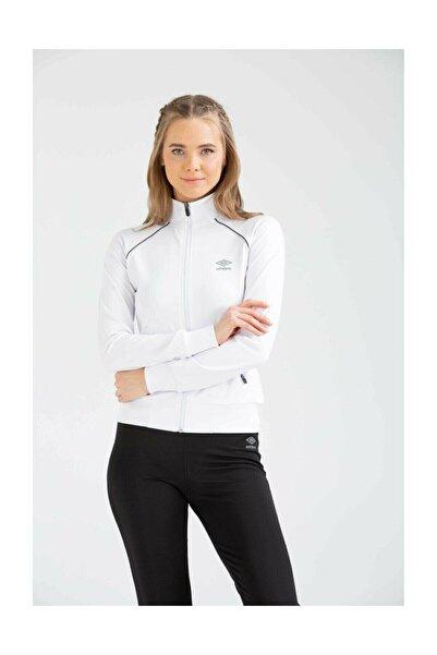 U.S. Polo Assn. Kadın Eşofman Üst Va-0011 Vivin Track Jacket Va-0011/whıte
