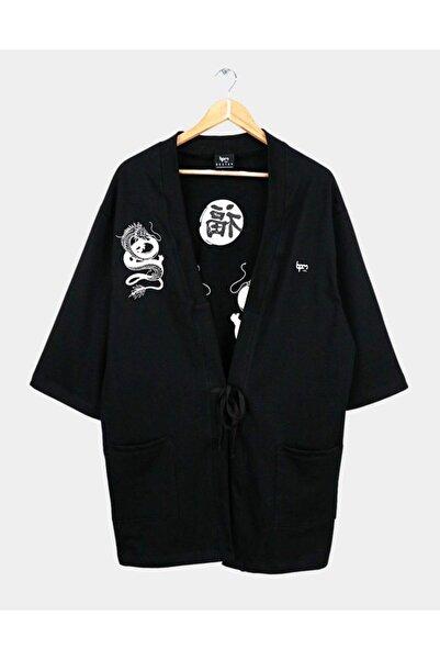 BPM Design Dragon Onesize Kimono