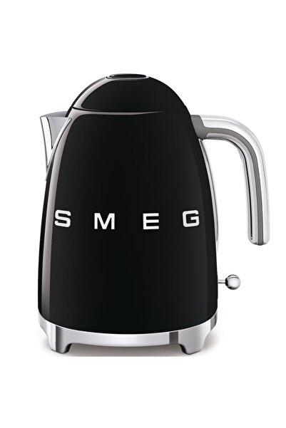 SMEG 50's Style Retro Siyah Kettle