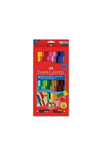 Faber Castell Faber-castell Eğlenceli Keçeli Kalem 30 Renk
