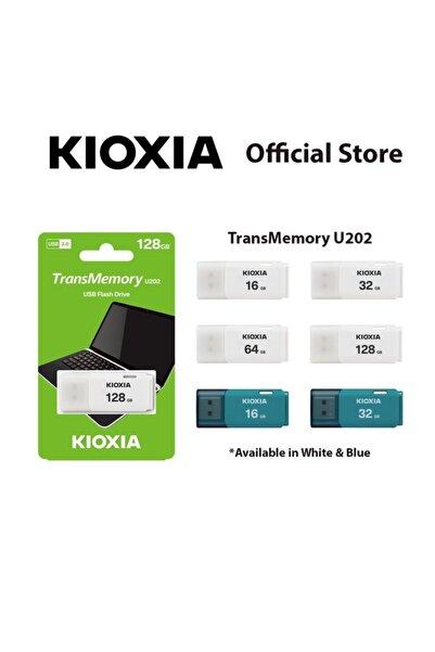 Kioxia Kıoxıa 128gb Usb 2.0 U202 Beyaz Taşınabilir Bellek