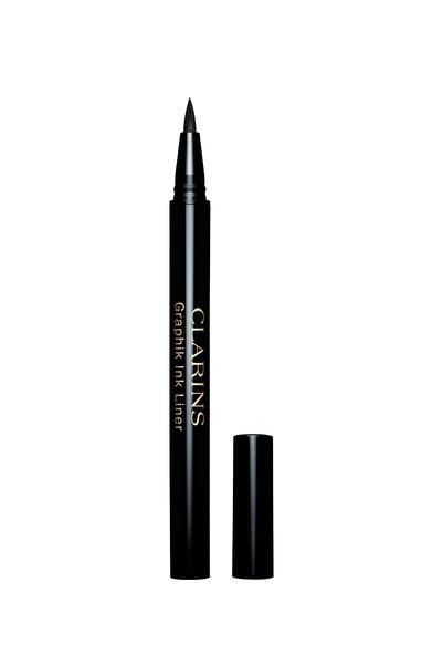 Clarins Suya Dayanıklı Siyah Eyeliner - Waterproof Liner 01 Black 3380810156690