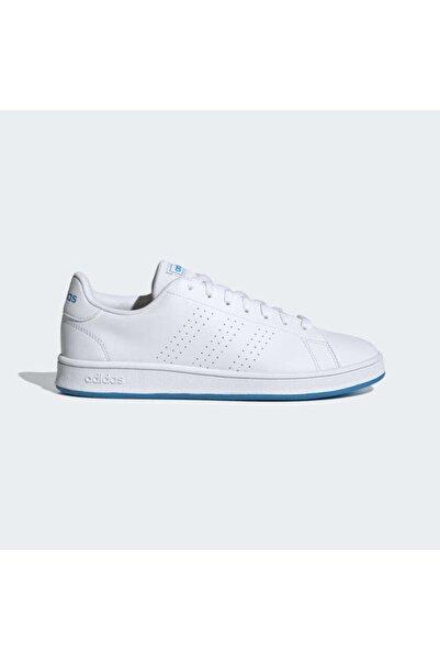 adidas Advantage Base Erkek Beyaz Spor Ayakkabı (fy8634)