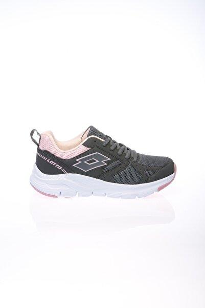 Lotto Koşu& Yürüyüş Ayakkabı Kadın Antrasit Pembe Speedrıde 600 Ix W-t2689