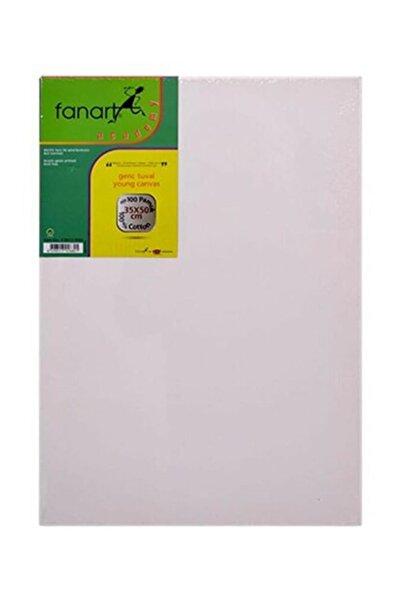 Fanart 8011 Genç Profesyonel Tuval 280 gr 30x50 cm