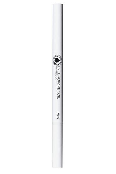Depend Kaş Kalemi Üçgen Uçlu Boz Kahverengi Eyebrow Pencıl Trıangular Taupe - 4925