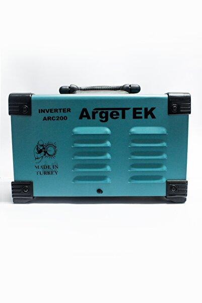 ArgeTEK 200 Amper Inverter Kaynak Makinesi Mavi
