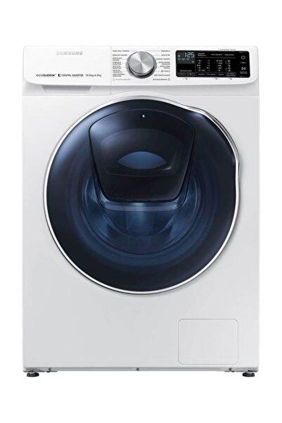 Samsung WD10N644R2W/AH AddWash 1400 Devir 10 kg / 6 kg Kurutmalı Çamaşır Makinesi