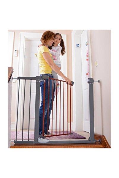 Miny Baby Otomatik Kapanır Güvenlik Kapısı Ceviz