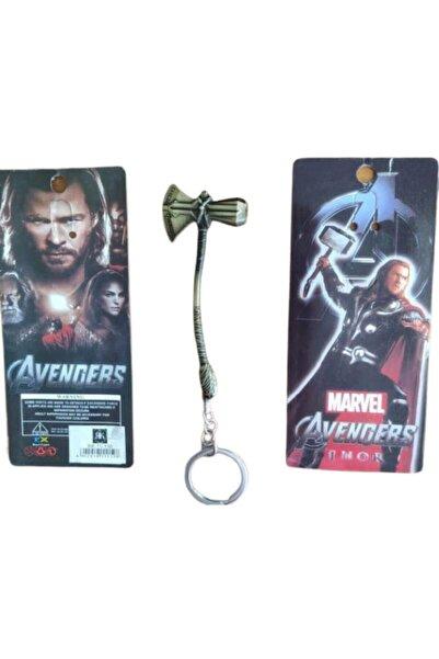 MARVEL Aydam 3d Silah Anahtarlık Thor Balta