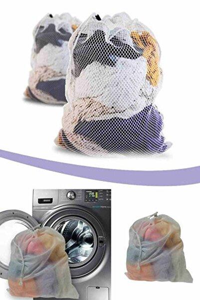MorBebe Perde Ve Çamaşır Yıkama Filesi 60x80 (BATTAL BOY)