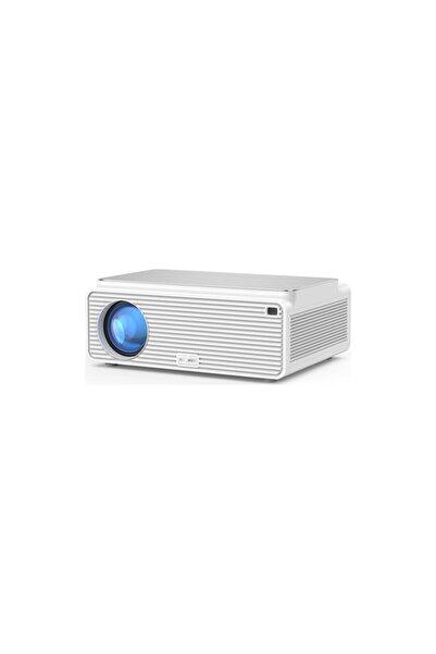 BlitzWolf BW-VP2 LCD Projektör 6500 Lümen 4k Çözünürlük Görüntü Ayarı