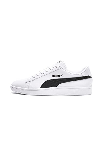 Puma SMASH BUCK V2 TDP Beyaz Erkek Sneaker Ayakkabı 101085509