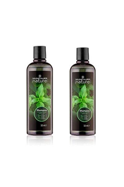 Naturea 2 Adet Huncalife Nature Isırgan Otlu Şampuan 500 ml