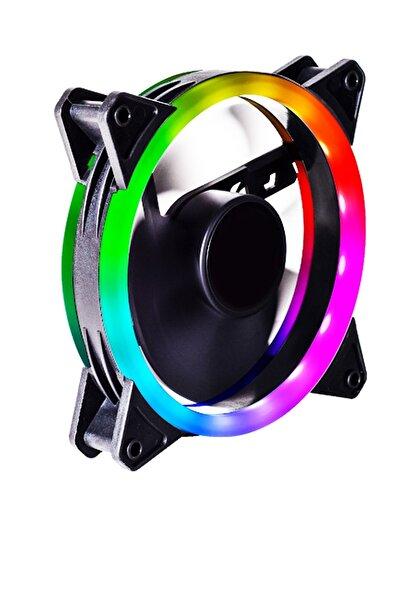 Concord C-892 Rgb Rainbow Color 12cm Soğutucu Fan