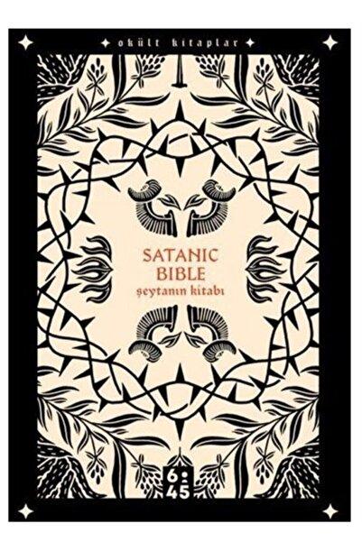 Altıkırkbeş Yayınları Satanic Bible Şeytanın