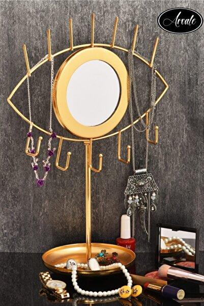 ARVALE Kleopatra Göz Ayna - Takı Organizeri