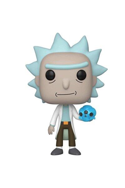 Funko Pop Rick & Morty - Rick With Crystal Skull