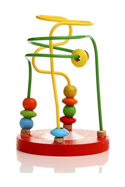 Baby&Toys Ahşap Bebek Mini Koordinasyon Oyunu