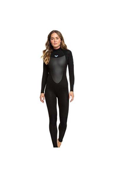Roxy 3/2 Prologue Back Zip Flt Wetsuit Kadın Dalış Elbisesi