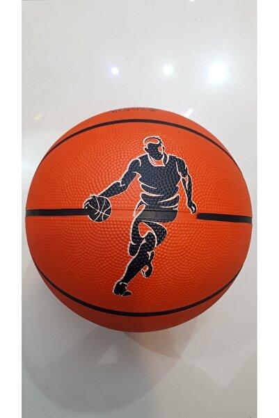 CAN Turuncu Basketbol Topu 5 Numara