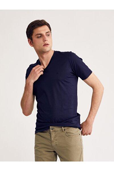 Bisse V Yaka T'shirt