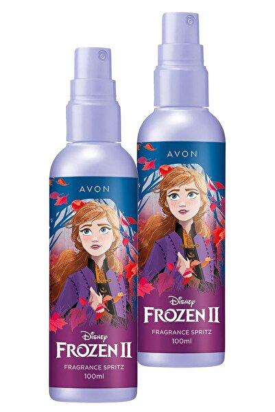 AVON Disney FrozenIı Parfümlü Vücut Spreyi 100 ml İkili Set