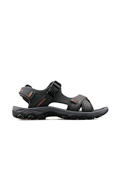 lumberjack Erkek Sandaleti 1m Laggun 1fx K Siyah