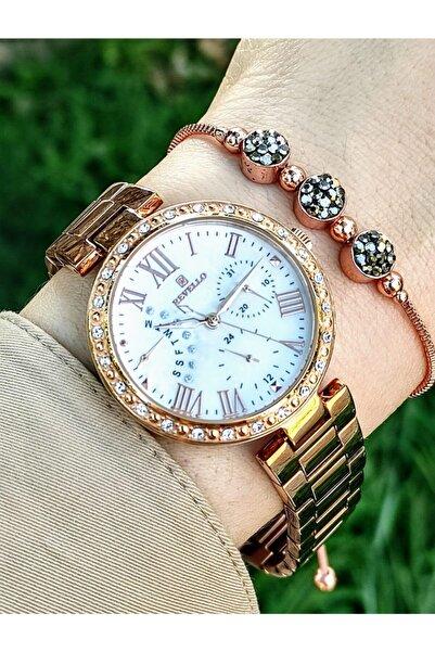 Revello Özel Tasarım Kadın Kol Saati