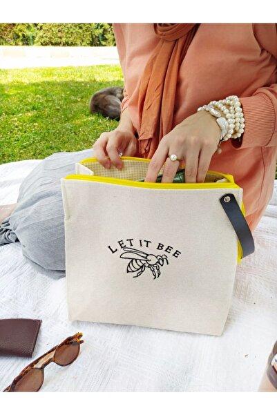 Farah Bag Kese Kağıdı Bee Çanta