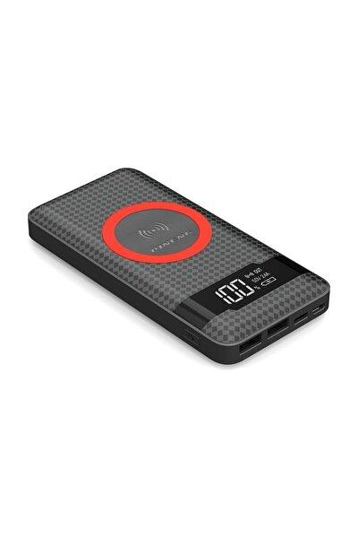 Pineng PN-886 10000 mAh Wireless Yüksek Hızlı Taşınabilir Şarj Cihazı