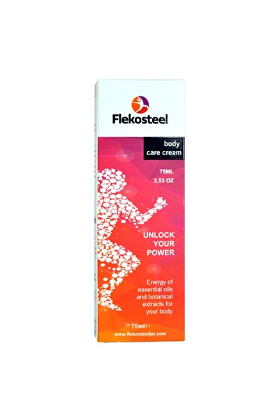 FLEKOSTEEL Krem 75 ml Satışı Yapılmayan Bir Üründür