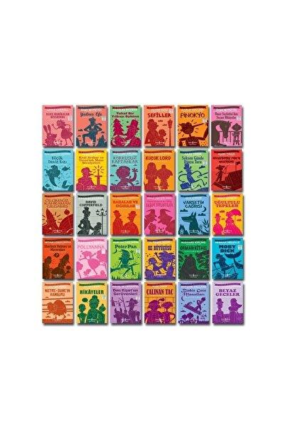 İş Bankası Kültür Yayınları Ilköğretim Dünya Çocuk Klasikleri 100 Temel Eser 30 Kitap Set-2