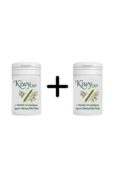 Kiwy Cap 60'lu Detox Kapsül 2 Aylık Detoks Capsule