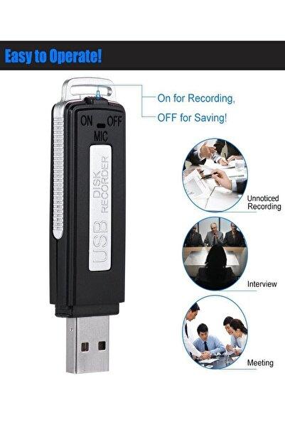 Kingboss Usb Disk Voice Recorder Kb-ıı Ses Kayıt Cihazı 8 Gb Taşınabilir Usb
