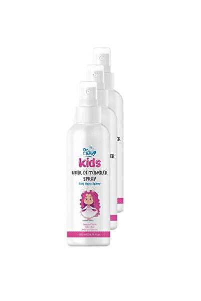 Farmasi Dr.c.tuna Kids Saç Açıcı Sprey 200 Ml 3'lü Set