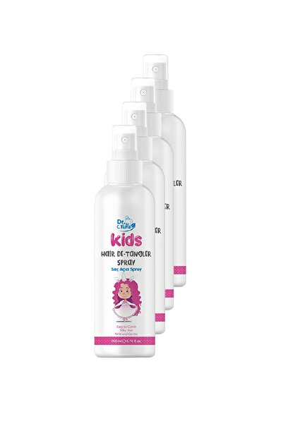 Farmasi Dr.c.tuna Kids Saç Açıcı Sprey 200 Ml 4'lü Set