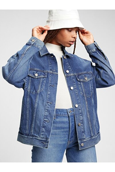 GAP Oversize Denim Ceket