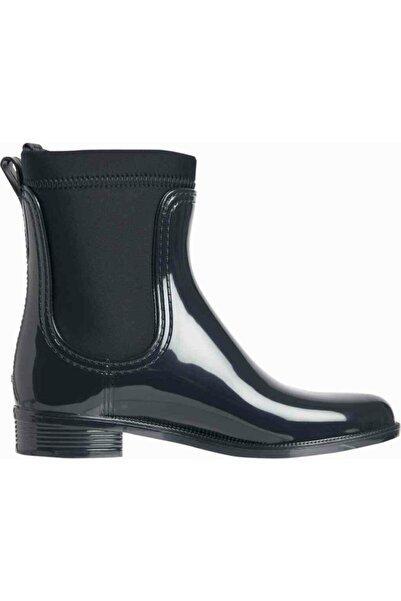 Tommy Hilfiger Corporate Fermuarlı Yağmur Botu