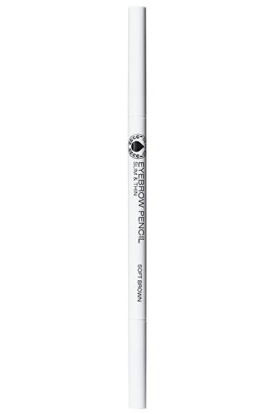 Depend Kaş Kalemi İnce Yumuşak Kahve Eyebrow Pencıl Slım & Thın Soft Brown - 4914