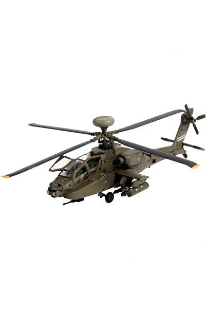 REVELL 1:144 Ah-64d Longbow Apache Model Seti 64046