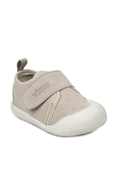 Vicco 950.e19k.224 Anka Ilk Adım Gri Çocuk Ayakkabı