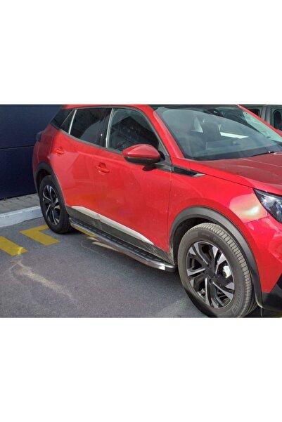 OmsaLine Peugeot 2008 Proside Yan Basamak Krom 2019 Ve Sonrası