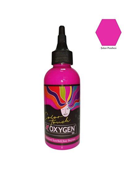 BBOXYGEN Bitkisel Içerikli Saç Boyası | Color Touch Renkli 150ml | Boya Şeker Pembesi