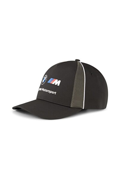 Puma Bmw Mms Bb Cap Unisex Siyah Şapka - 02349001