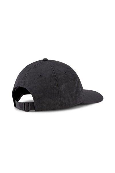 Puma As Cap Unisex Siyah Şapka - 02344201