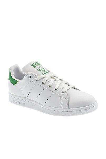 adidas STAN SMITH W Beyaz Kadın Sneaker Ayakkabı 100293598